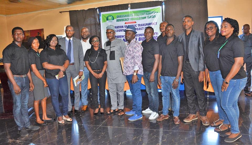 Magu Tasks Nigerians on Corruption