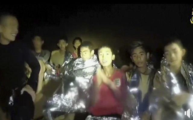 President Buhari Hails Thailand Cave Rescue