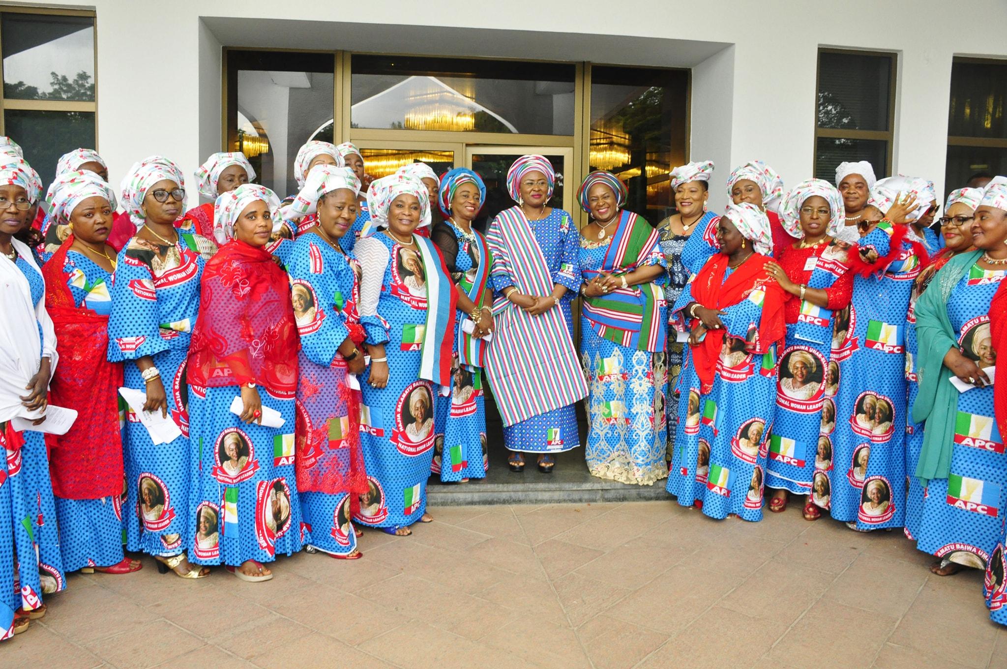 Rally Women In Preparation For Elections – Aisha Buhari to APC Women Leaders