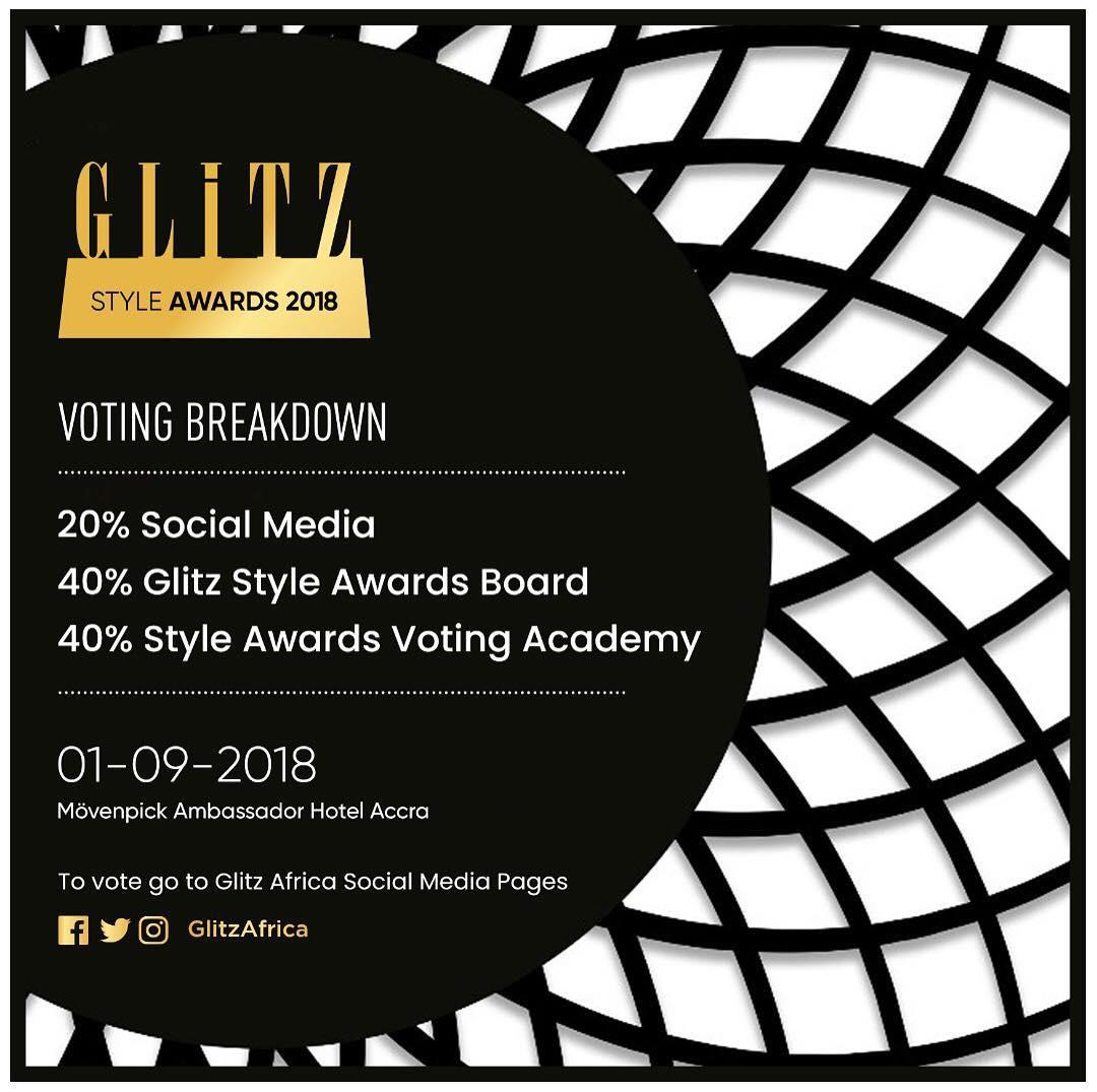 Glitz Style Awards: See Full List of Nominees