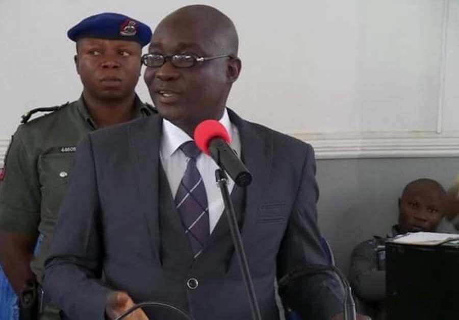 Ekiti State PDP Candidate Olusola Files Petition At Tribunal