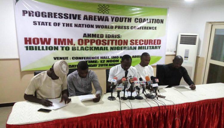 Arewa Group Exposes How Ahmed Idris Got N1bn To Blackmail Nigeria Military