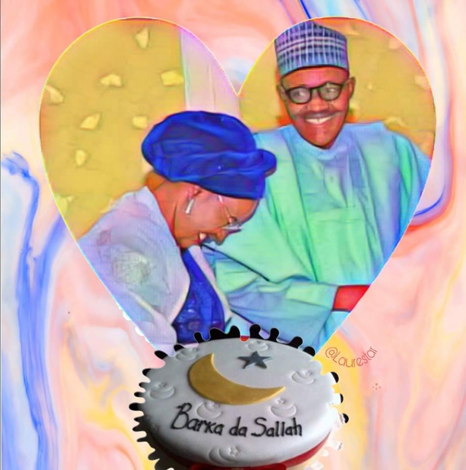 President Buhari's Sallah Message To Nigerians
