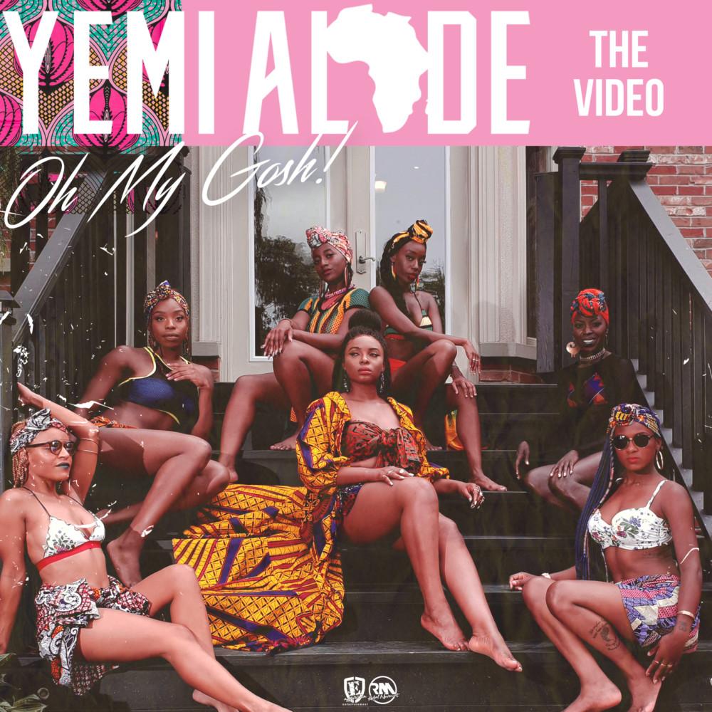 New Video: Yemi Alade – Oh My Gosh