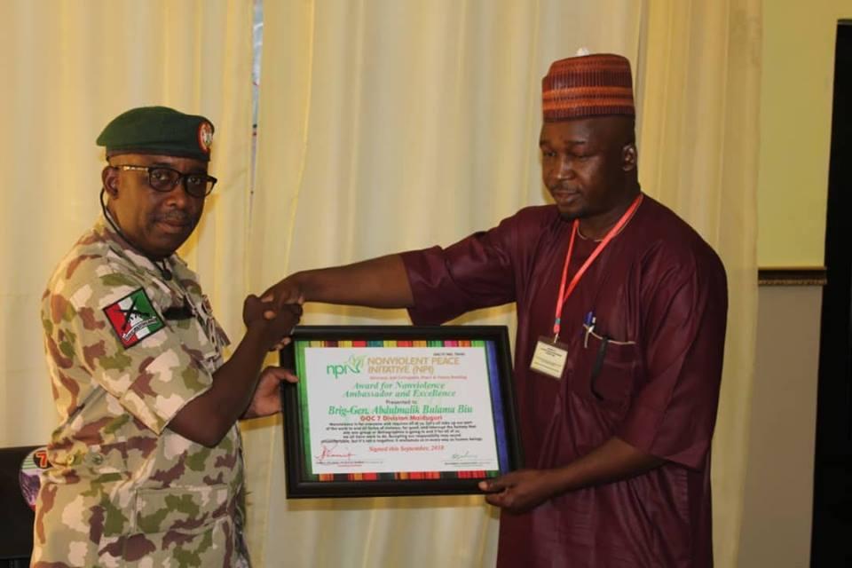 Nigerian Army Receives Encomium For Peace Efforts