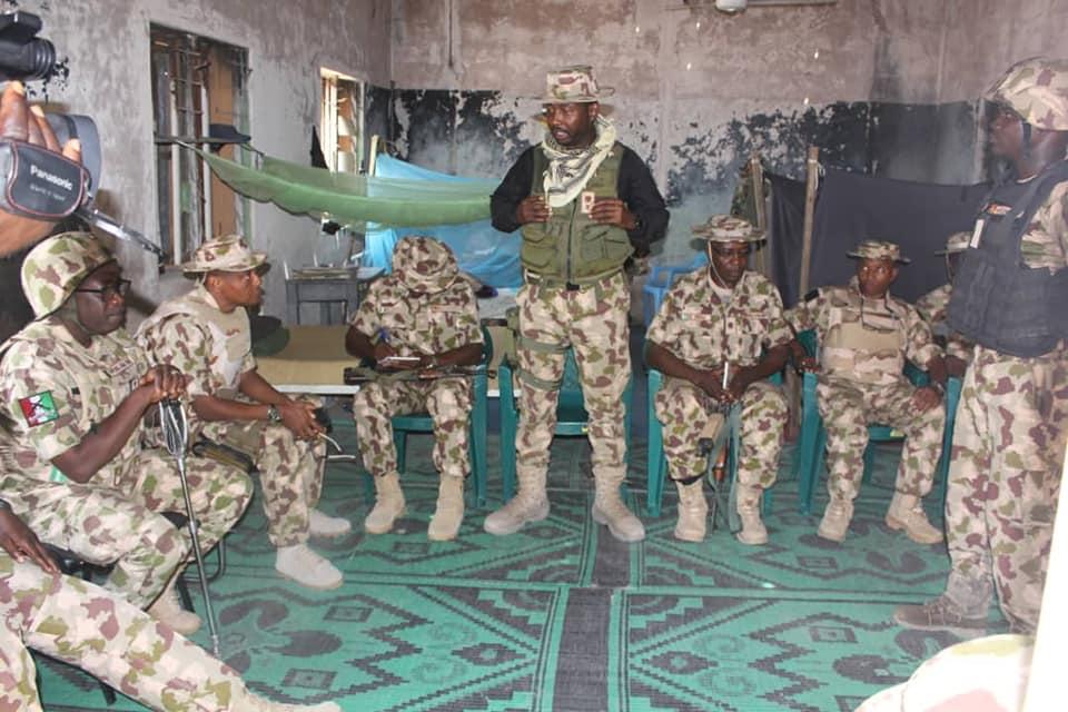 Nigerian Army Repel Boko Haram Attack In Borno State