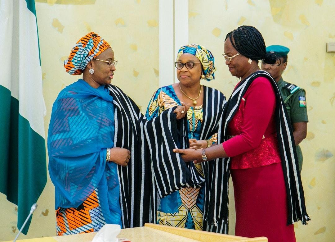 Mothers Must Break Culture Of Silence And Save Their Children –Aisha Muhammadu Buhari
