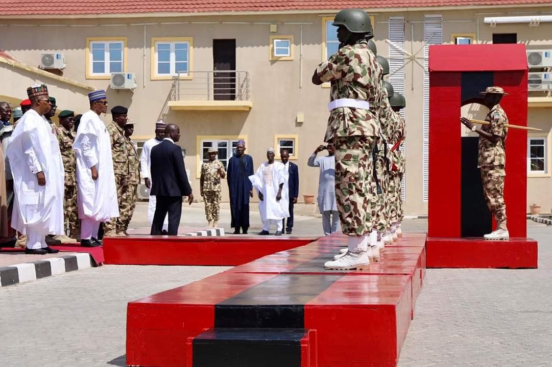 President Buhari Orders Military To End Boko Haram Threat