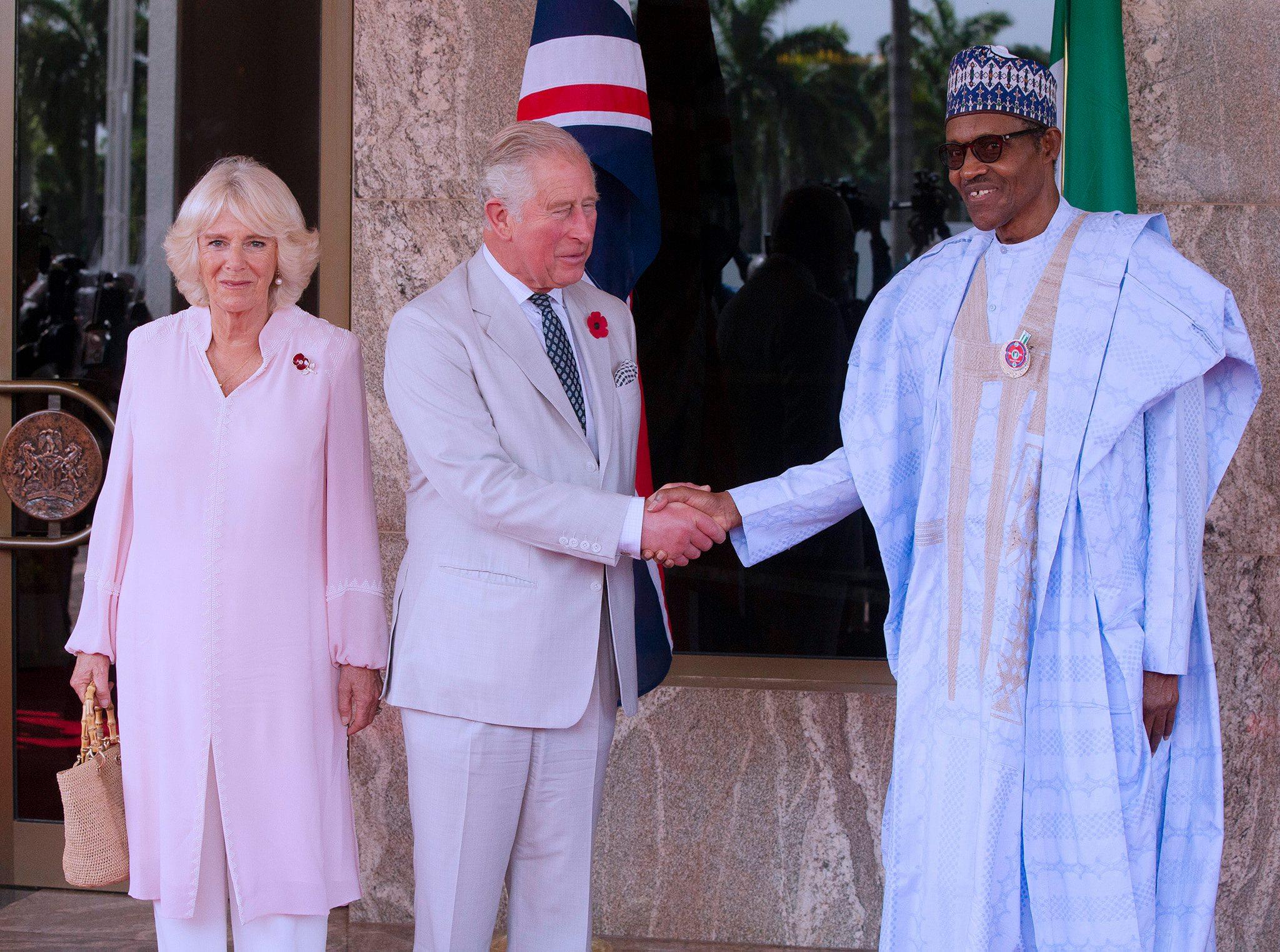 'Caution Buhari over 2019 Polls' – PDP to Prince Charles