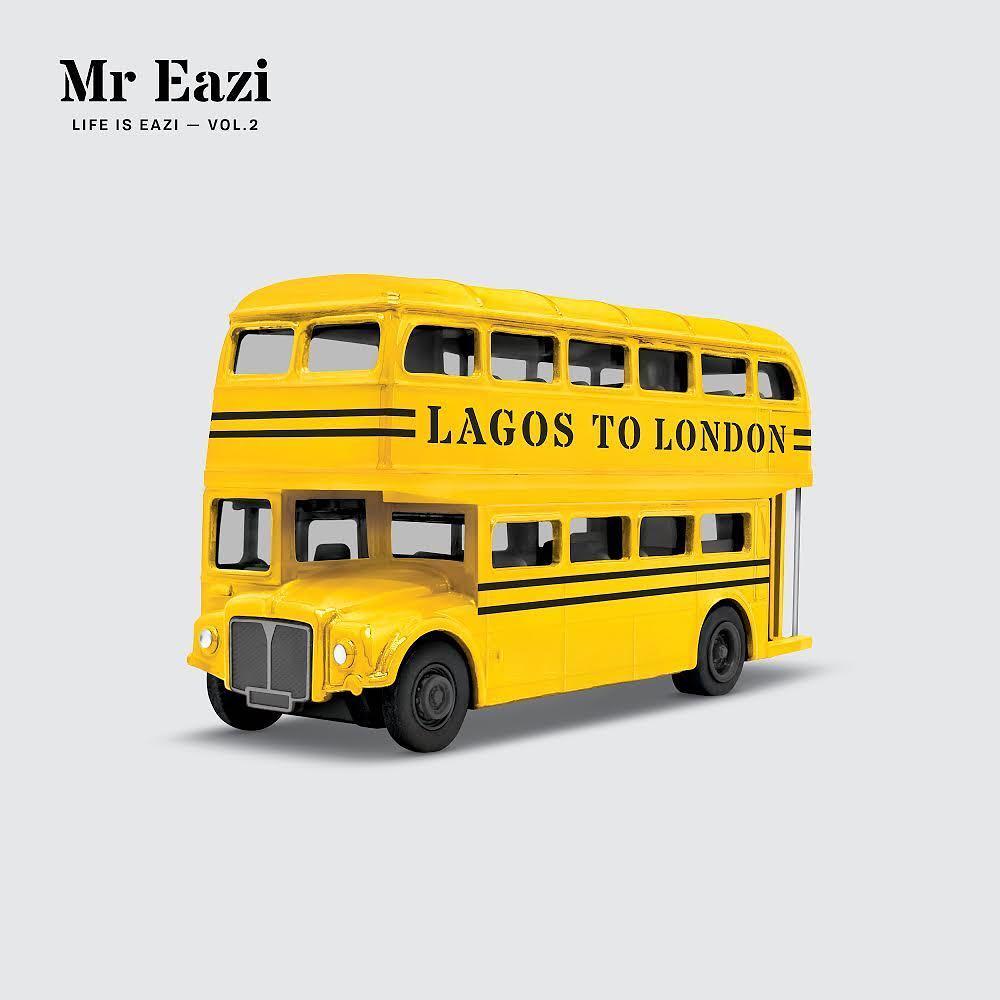 """Mr Eazi Announces New Mixtape """"Lagos to London"""""""