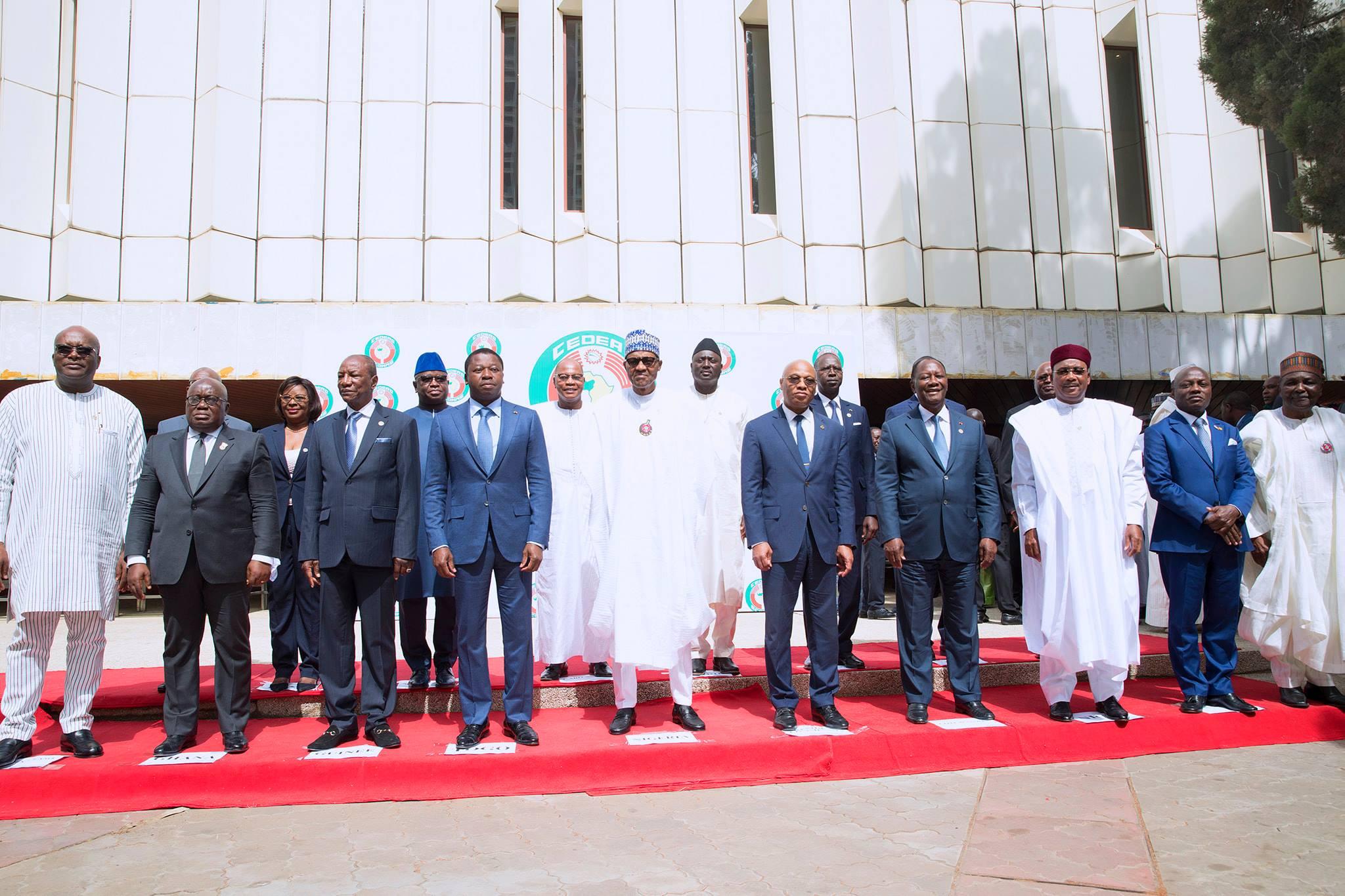 ECOWAS Demands Free, Fair Elections In Nigeria, Senegal