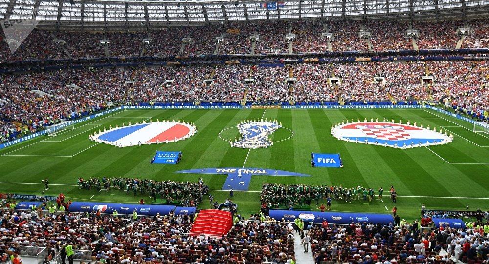 World Cup Final Drew 1.12 Billion Audience – FIFA