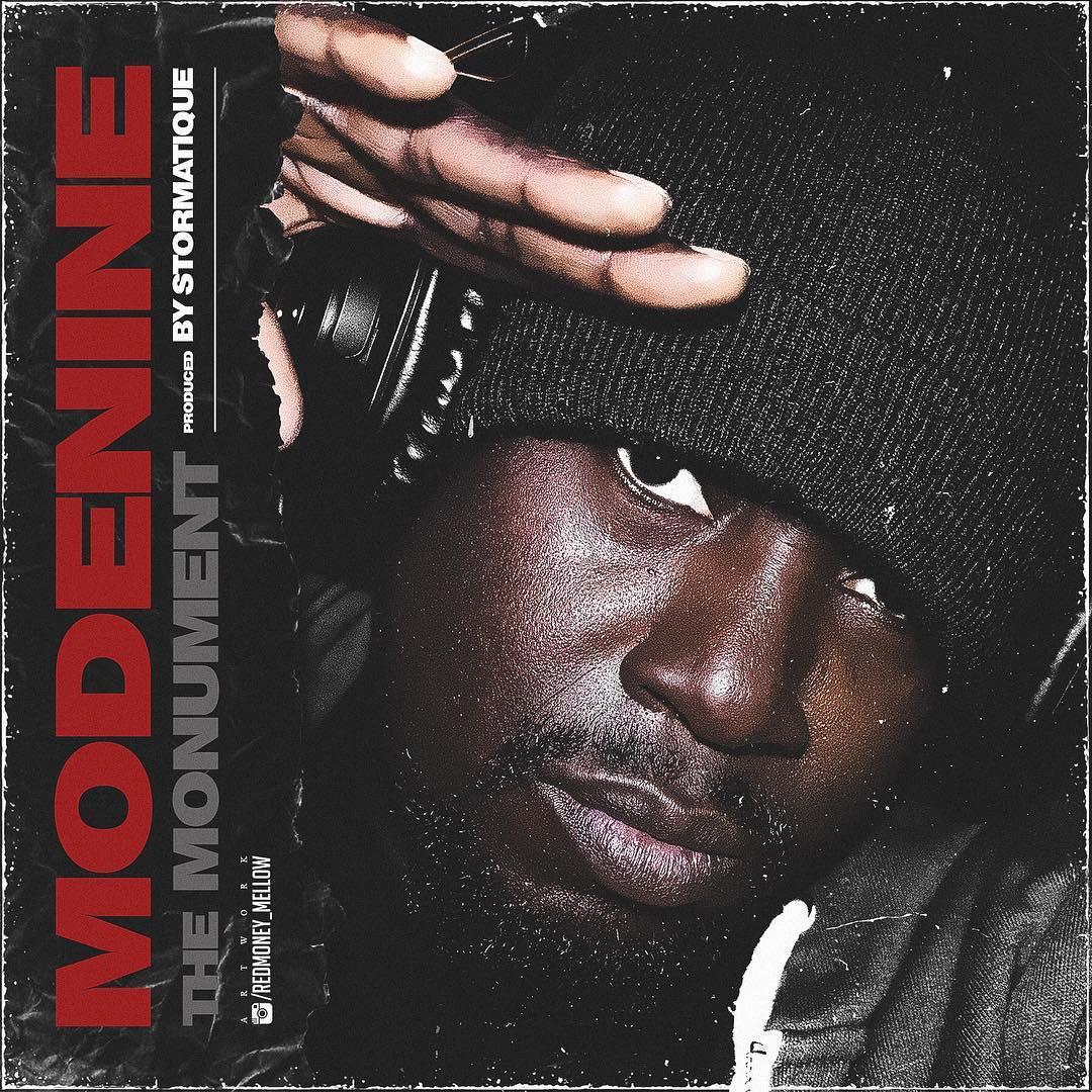"Modenine returns with new album ""The Monument"""
