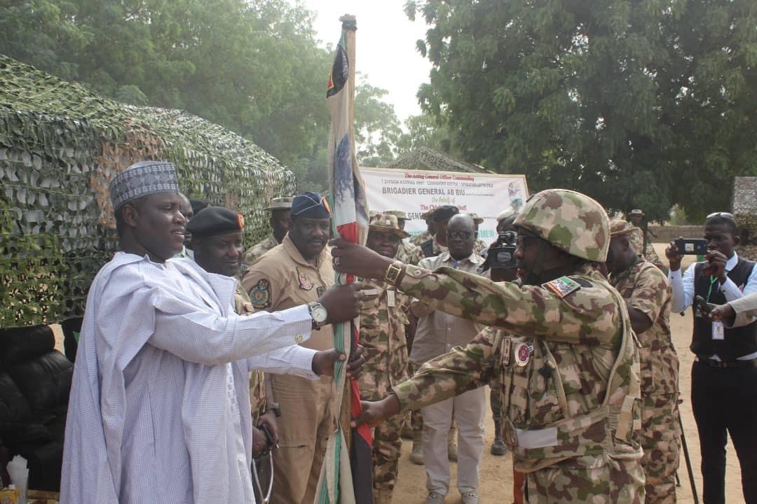 Borno Will Regain Its Glory Again - Gov Shettima Assures