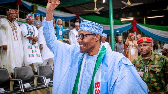 President Buhari Will Campaign For All APC Candidates