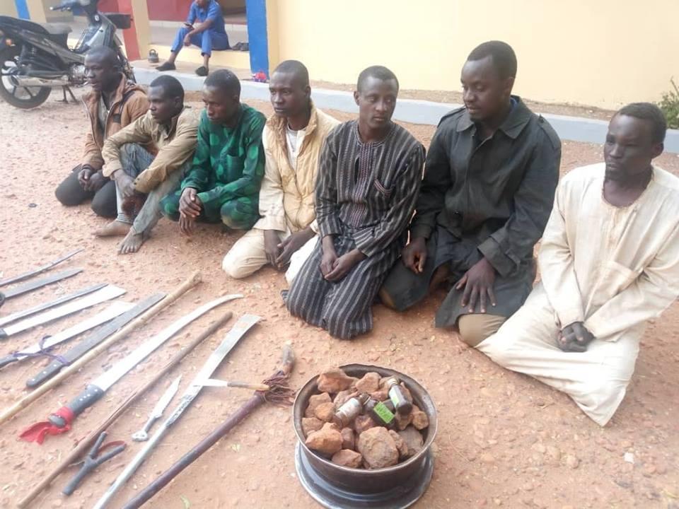 Exercise Egwu Eke III: Army Arrests Hoodlums In Sokoto