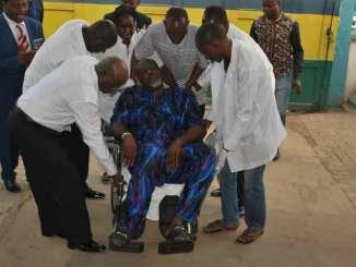 Police Obtains 14-day Warrant to Keep Dino Melaye in Custody, Moves Senator to DSS Hospital