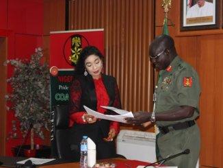 Zenith Bank Plc Donates Ultramodern Information And Communication Technology Centre To Nigerian Army University