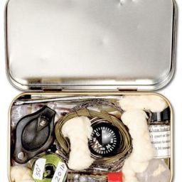 Altoid Tin Survival Kit By Field and Stream