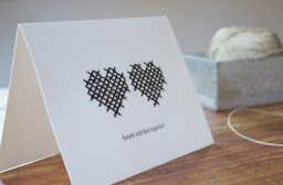 Hearts Stitched Together by dandee