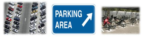 Lack of parking area