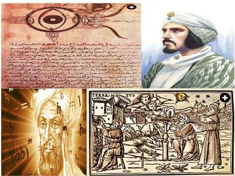 Muslim scientists and their works