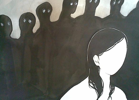 Anxiety (Credit: tetsuyayamatashi/Deviantart)
