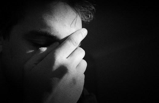Depression (Credit: Fakeelvis/Flickr)