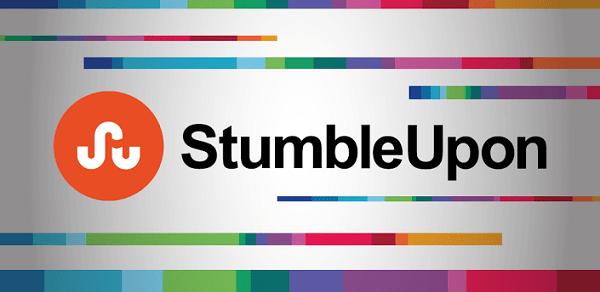Stumbleupon Banner