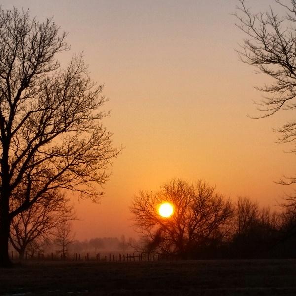 Good morning people (Photo: Bridget Scerini, TD - fnal.gov)