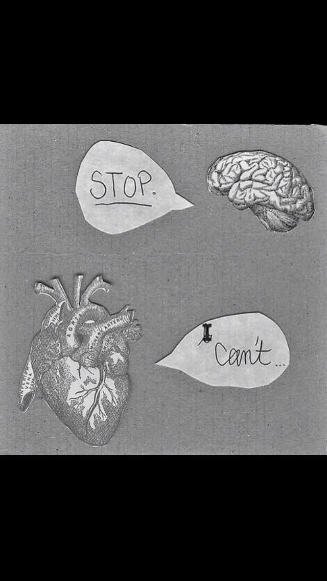 Stop, can't