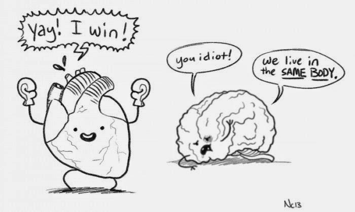 I win, you idiot
