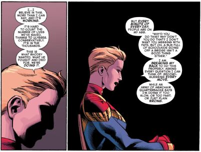 Captain Marvel vol. 9, no. 8 (2016)Ruth Fletcher Gage, Christos Gage, Kris Anka, Andy Owens, Matt Wilson