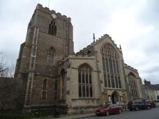 St Mary's Bury