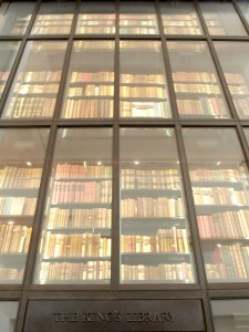 Books at The British Library