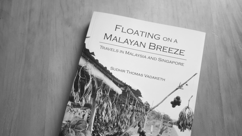 Interview: Floating on a Malayan Breeze by Sudhir Thomas Vadaketh
