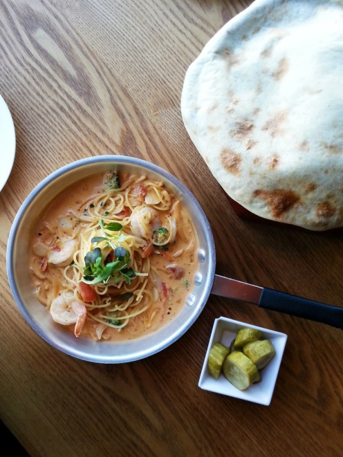 Freelance Travel Writer | What to eat in Seoul: Pasta with pickles