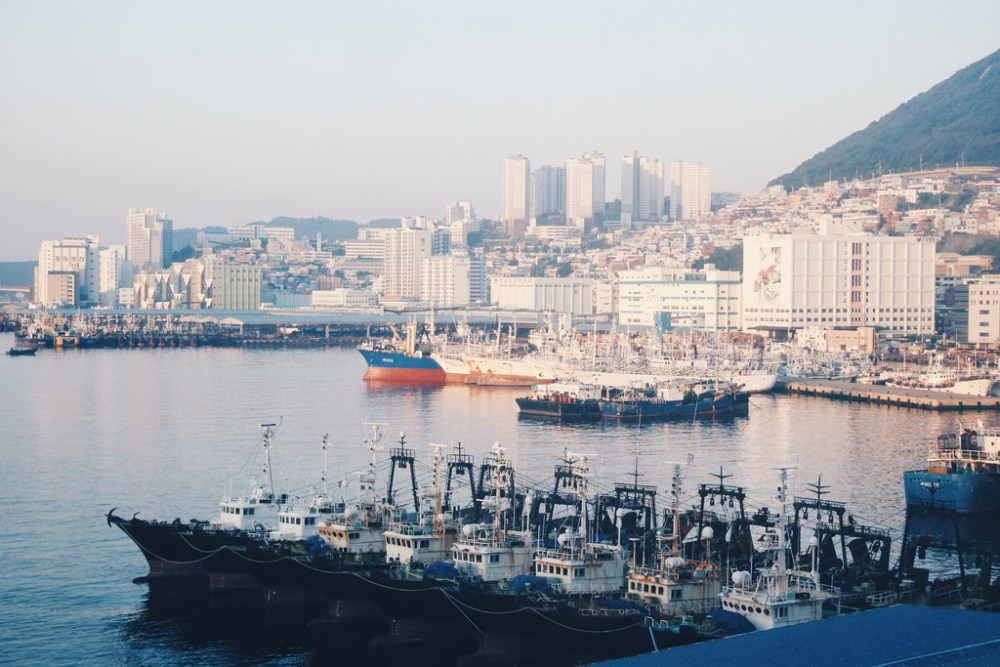 Busan, South Korea.