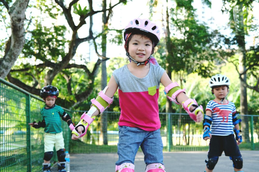 Kids Photography | Bishan Ang Mo Kio Park Singapore