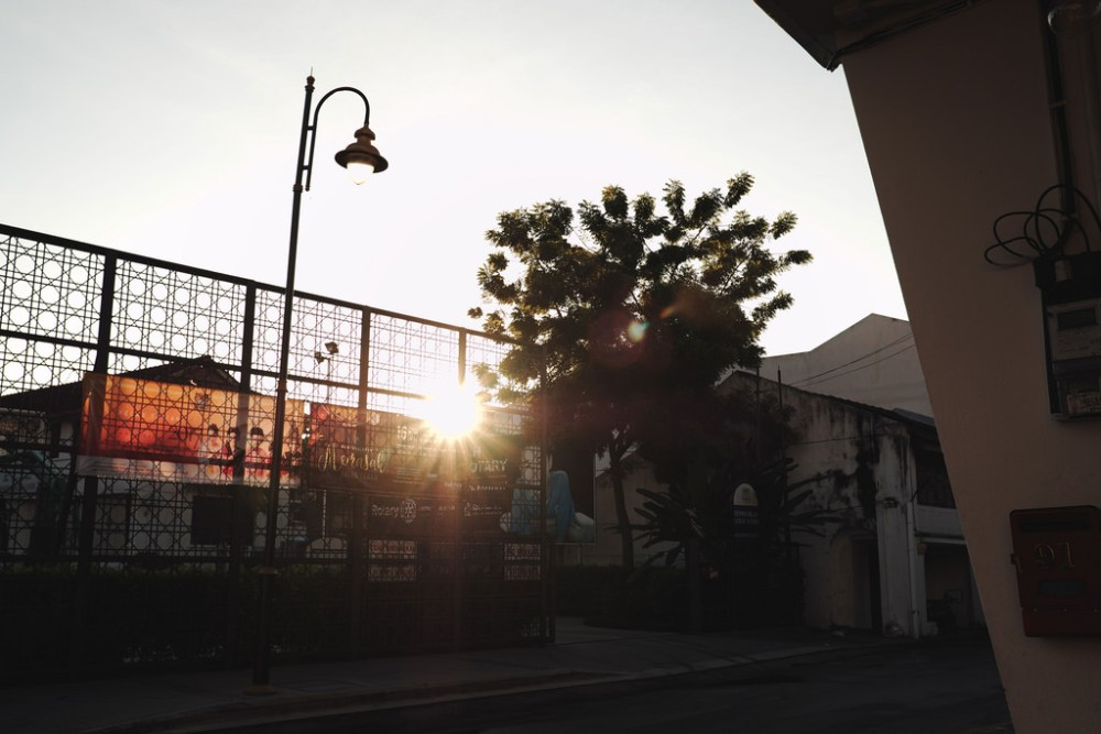 Travel Photographer | Sunrise Georgetown Penang Malaysia