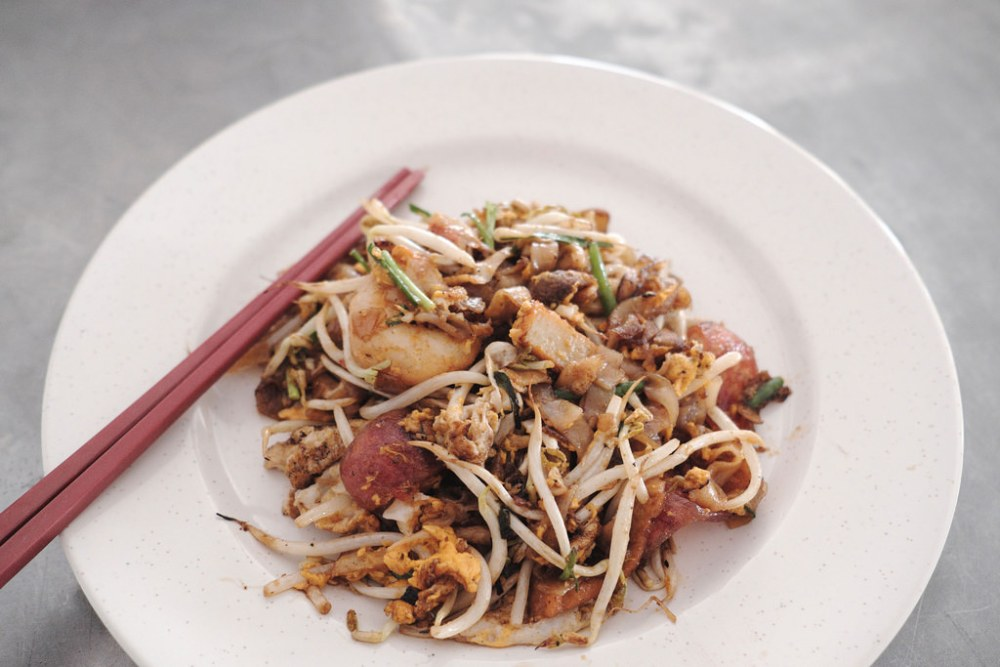 Travel Food Photographer | Char Koay Teow Georgetown in Penang Malaysia