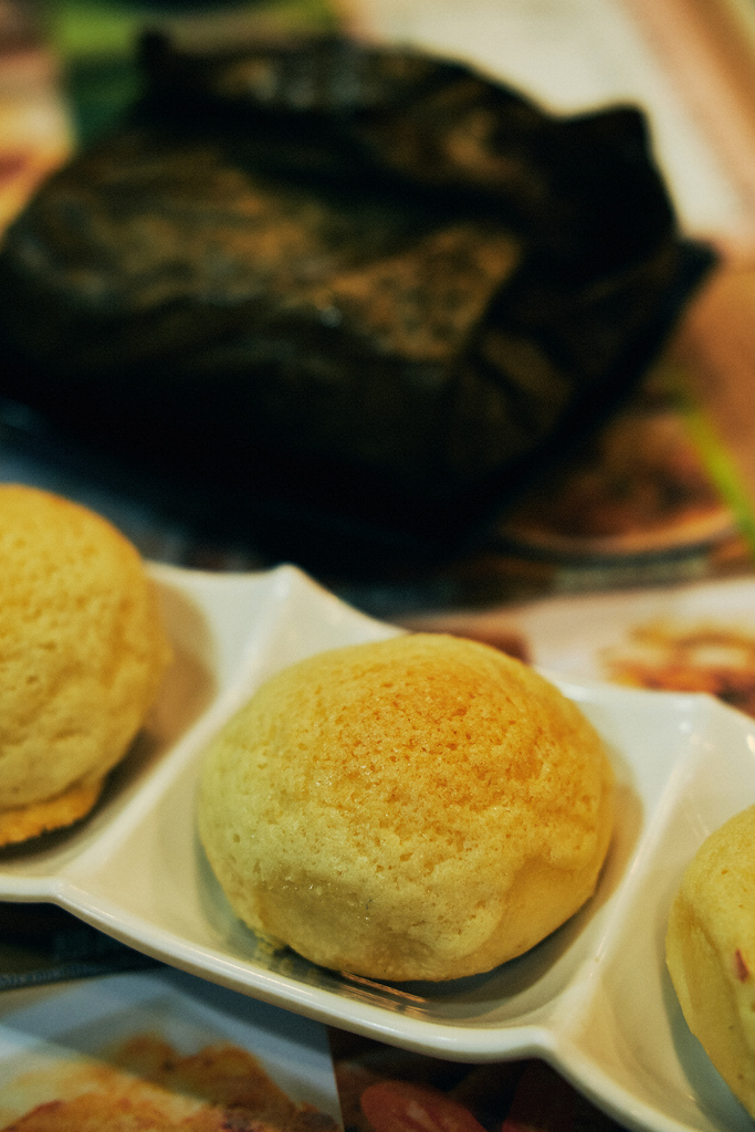 Travel & Food Photographer | Char siew bao at Tim Ho Wan Hong Kong