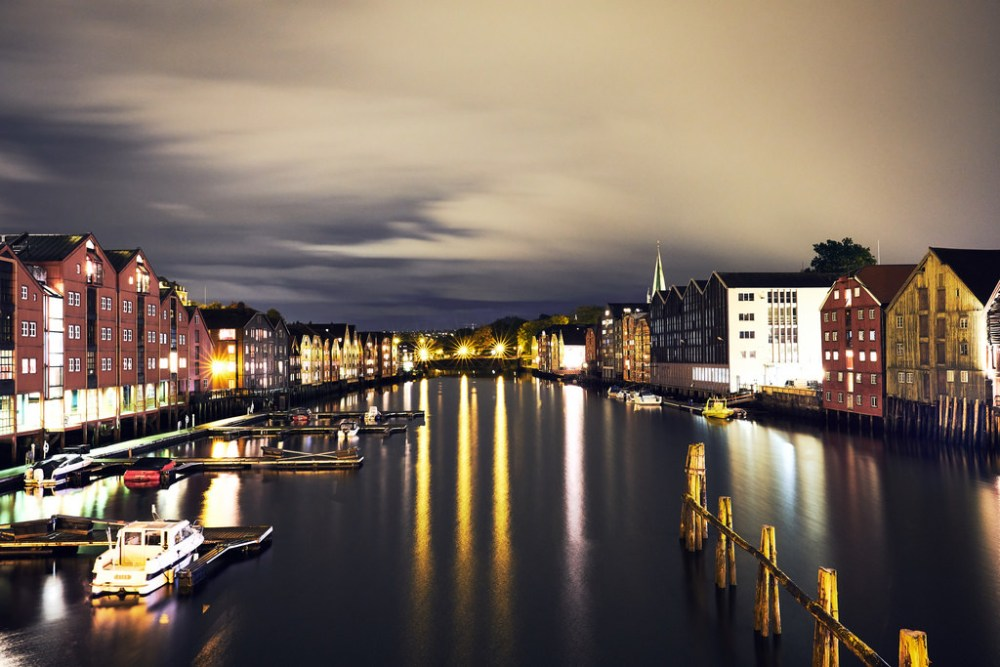 Travel Landscape Photographer | Trondheim Norway