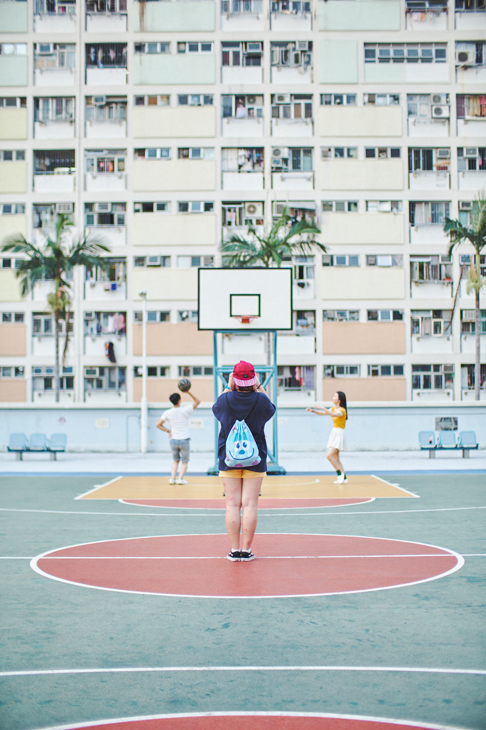 Travel Photographer | Choi Hung Estate Kowloon Hong Kong