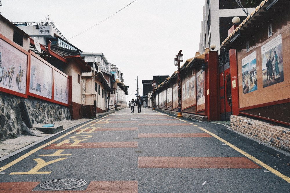 Travel Photographer | Incheon Chinatown South Korea