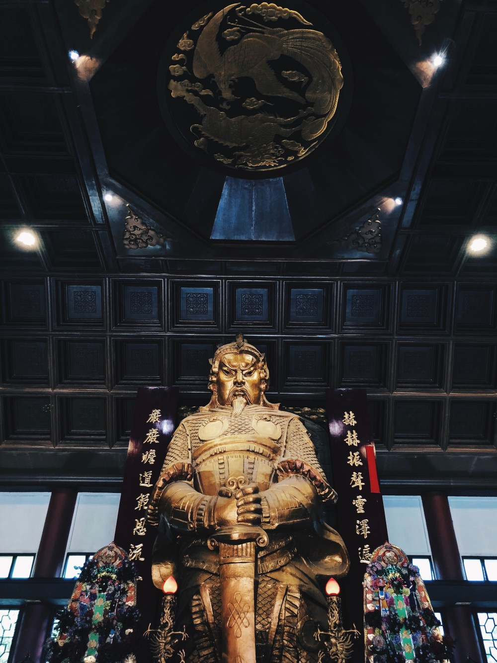 Travel photographer | Che Kung Temple Hong Kong