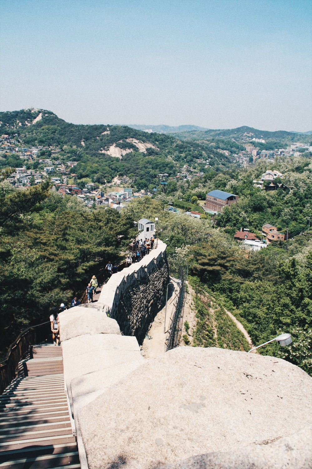 Photographer | Hiking Bugaksan Seoul South Korea