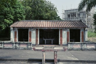 Yeung Hau Temple, Ping Shan Heritage Trail.