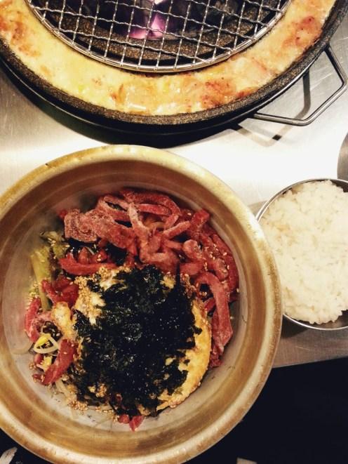 Freelance Travel Writer   What to eat in Seoul: Raw Beef Bibimbab