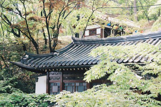 Travel Photographer   길상사 (Gilsangsa), Seoul.